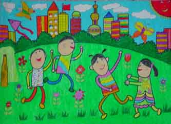 吕红梅 内容 新年快到了,幼儿园的小动物们开联欢晚会图片