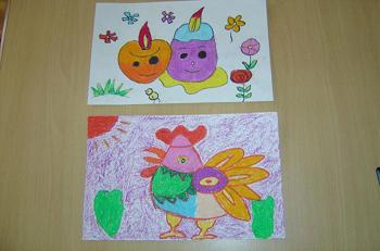 小学生怎样画画