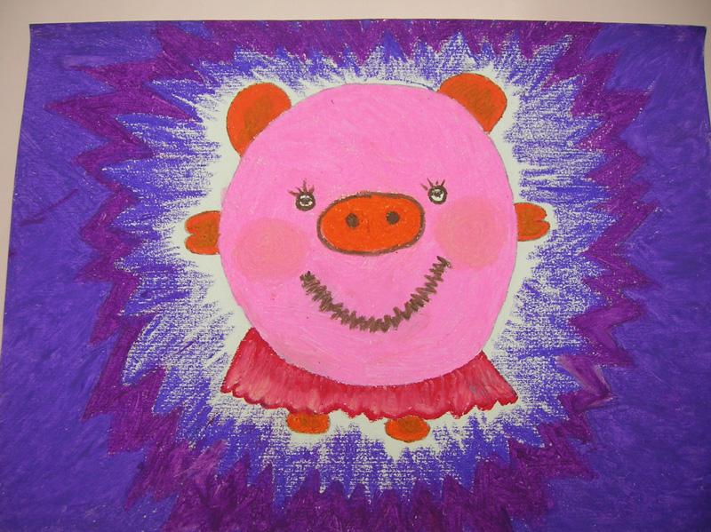 保护濒临野生动物科普系列活动——猪年画猪绘画竞赛